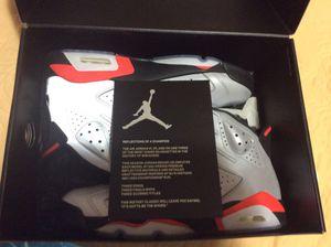 Jordan retro 6 Reflections of a Champion se 10 for Sale in Fresno, CA