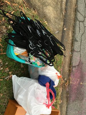 Free hair stuff and more on curb for Sale in Norfolk, VA