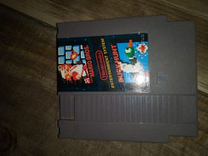 Nintendo super mario bros/duck hunt shipping only no pickup for Sale in Ellendale, DE