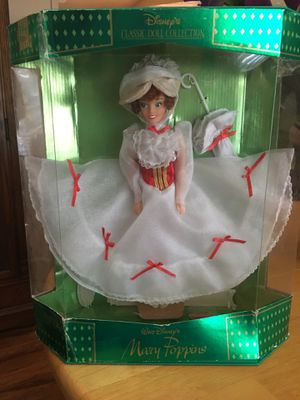 Disney vintage Mary Poppins doll NEW IN BOX for Sale in Azusa, CA
