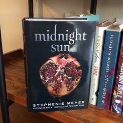 Midnight Sun Book By Stephanie Meyer for Sale in Houston,  TX