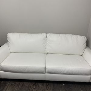 Leather Sofa for Sale in Irving, TX