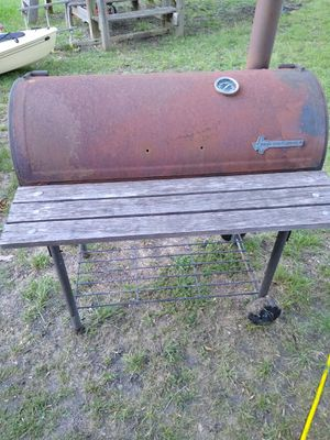 BBQ pit. for Sale in Ferris, TX