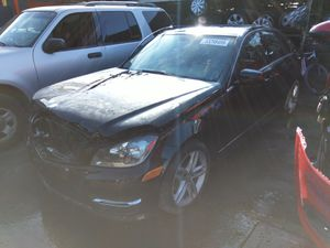 2014 Mercedes c250 for parts only for Sale in San Diego, CA