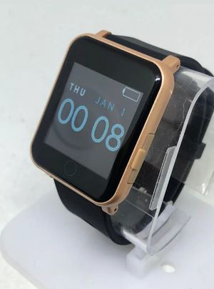 New Open Box 🔥Gold Authentic Q7 Smart Watch for Android and iPhones 🔥 for Sale in Davenport, FL