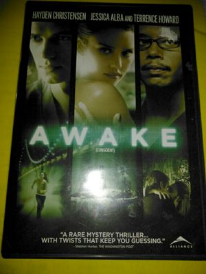 Awake DVD Movie for Sale in Chicago, IL