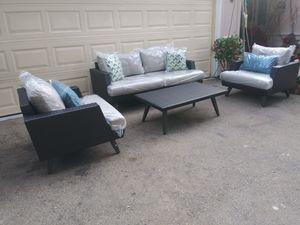 Outdoor patio conversation set for Sale in Los Angeles, CA