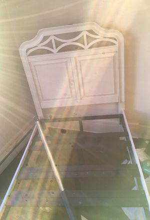 Twin size bed frame for Sale in Portland, ME