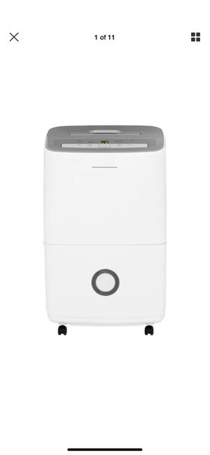 Frigidaire 70 Pint Dehumidifier for Sale in San Francisco, CA