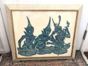Vintage Artwork From India for Sale in Baltimore, MD