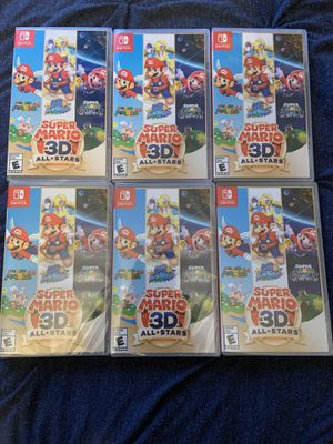 SUPER MARIO 3D All Stars for Sale in Plainfield, IN
