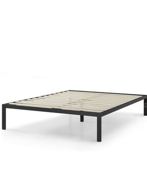Zinus metal bed frame king size for Sale in Blacklick, OH