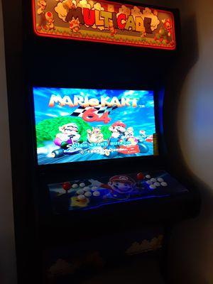 Multicade arcade 2350 games for Sale in Blawnox, PA