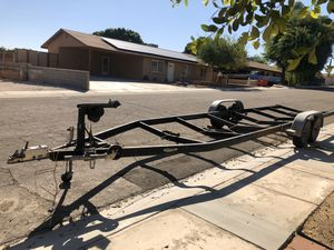 30ft boat trailer for Sale in Yuma, AZ