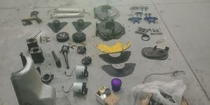 misc boat parts chevy big n small for Sale in McHenry, IL