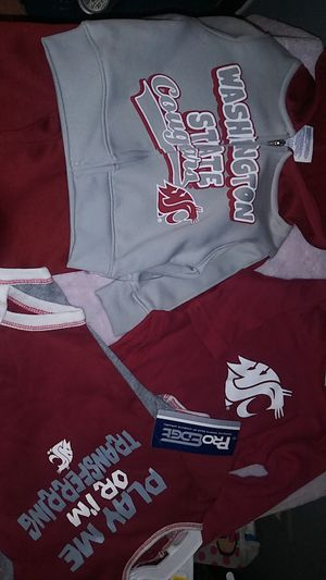 Baby cloths new cougar football for Sale in Marysville, WA