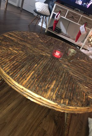 Wooden coffee table for Sale in Richmond, KY