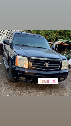 2001-2005 Chevy Suburban, Tahoe, Cadillac and Silverado parts for Sale in Fontana, CA