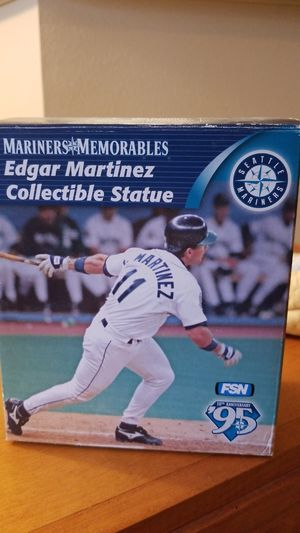 Edgar Martinez bobble head for Sale in Everett, WA