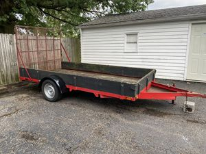 Trailer utility 12 x 6 for Sale in Cleveland, OH