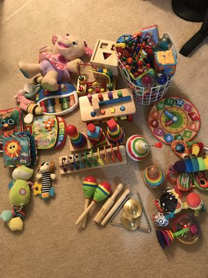 Baby/toddler toys for Sale in Gaithersburg, MD