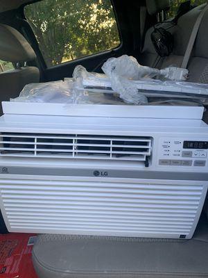 LG SmartThinQ Window AC Unit for Sale in Alvarado, TX