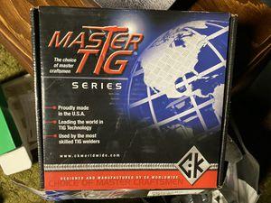 Tig master for Sale in Dayton, OR