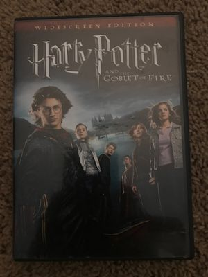 Harry Potter and the Goblet of Fire for Sale in Moreno Valley, CA