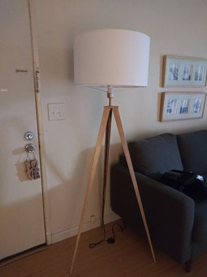 Tripod floor lamp for Sale in Chino, CA