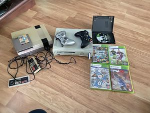 Xbox 360/ Super Nintendo for Sale in Martinez, CA