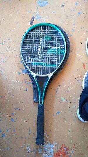 Dunlop turbo plus series tennis racket for Sale in Phoenix, AZ