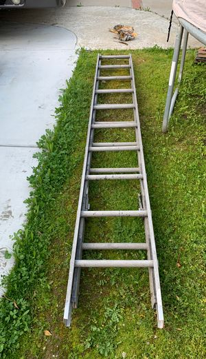 Aluminum ladder for Sale in Upland, CA