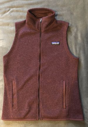 Women's Maroon Patagonia Vest - XS for Sale in Chicago, IL