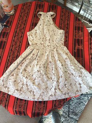 Cute White dress Size XS for Sale in Kirkland, WA
