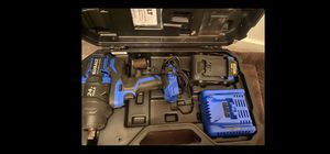 Kobalt Xtr 24-volt Max 1/2-in Drive Cordless Impact Wrench for Sale in Kansas City, MO
