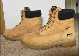 Men's size 12 Timberland Pro Direct Work Boots for Sale in Columbus, OH