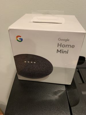 GOOGLE Home Mini (1st Generation) for Sale in Los Angeles, CA