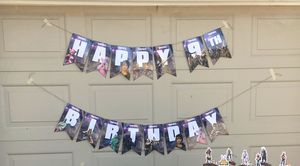 Fortnite Happy Birthday Banner for Sale in Tempe, AZ