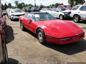 1987 chevy corvette for parts for Sale in Chicago, IL
