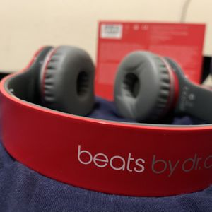 Beats By Dre , Wireless, Noise Canceling, Red for Sale in Azusa, CA