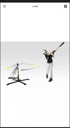 SKLZ HURRICANE Category 4 Batting Swing Trainer Baseball Softball for Sale in Ashburn, VA