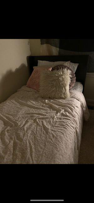 Bed frame + mattress for Sale in Oakton, VA