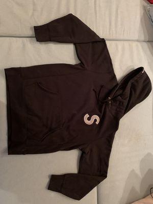 "Supreme ""S"" logo hoodie medium for Sale in Seattle, WA"