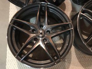 "18"" wheels rims 5 lug 5-120 for Sale in Littleton, CO"