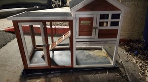 FREE chicken coop, rabbit pen for pets 3'H x 2'W x 4'L for Sale in Chandler, AZ