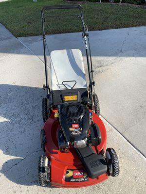 Toro self propelled lawn mower for Sale in FL, US