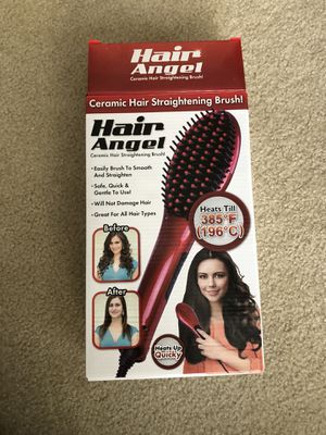 Hair Straightener Brush for Sale in Hampshire, IL
