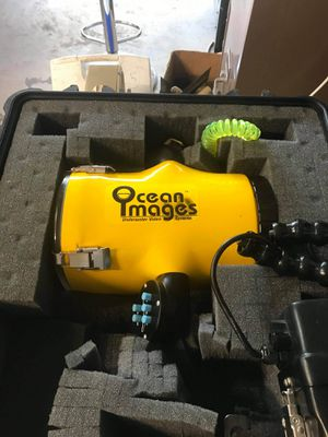Ocean images underwater camera system and more for Sale in Monterey, CA