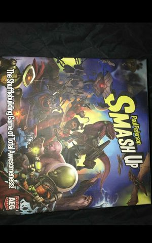 Smash up board game. for Sale in Miami, FL
