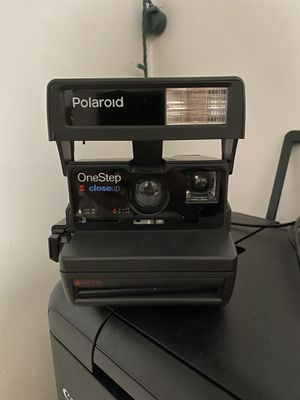 Old Polaroid camera for Sale in Agawam, MA